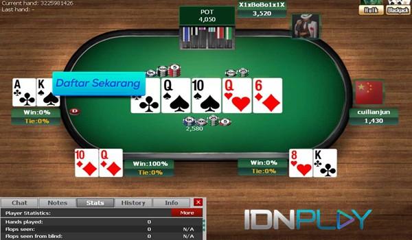 Situs Idn Poker Terpercaya Cara Terbaik Bermain
