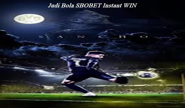 Judi Bola SBOBET Instant WIN